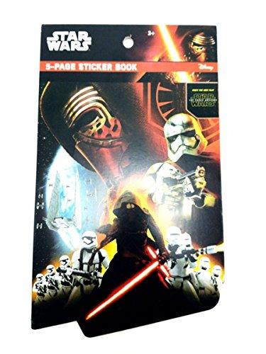Star-Wars-School-Supply-Set-Bundle-With-Pencils-Calculator-Notebooks-Eraser-Sharpener-and-Sticker-Book-0-1