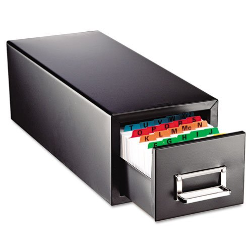 SteelMaster-Drawer-Card-Cabinet-Holds-1500-3-x-5-Cards-775-x-1812-x-7-Inches-263F3516SBLA-0