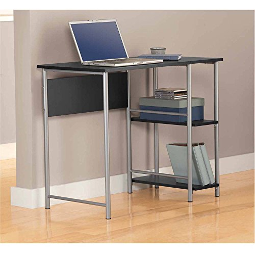 Student-Desk-in-Simplistic-Design-with-Large-Workspace-suitable-for-use-with-any-Laptop-or-Computer-and-Side-Bookshelves-for-easy-access-to-books-and-other-reference-materials-36W-x-20D-x-30H-0