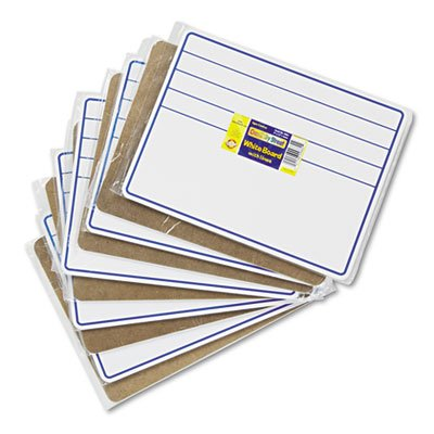 Student-Dry-Erase-Boards-12-x-9-BlueWhite-10Set-Sold-as-1-Set-0