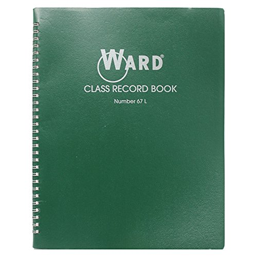 THE-HUBBARD-COMPANY-CLASS-RECORD-BOOK-6-7-WEEK-GRADING-Set-of-12-0