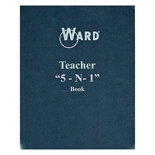 THE-HUBBARD-COMPANY-TEACHER-5-IN-1-GRADE-BOOK-LESSON-Set-of-6-0