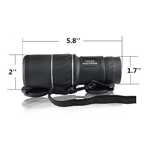 TOMO-16-X-52-66M8000M-Dual-Focus-High-Powered-Monocular-Telescope-with-Lens-Dust-Covers-0-1