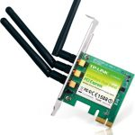 TP-LINK-N900-24GHz-or-5GHz-up-to-450Mbps-Wireless-Dual-Band-PCI-Express-Adapter-for-Windows-TL-WDN4800-0