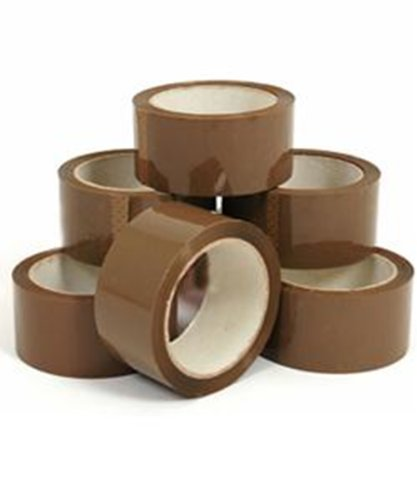Tan-Tape-36-Rolls-2-X-110-Yds-TOP-Quality-Sealing-Tape-2×110-0