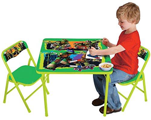 Teenage-Mutant-Ninja-Turtles-Maxin-Shellaxin-Erasable-Activity-Table-Set-with-3-Markers-0-0