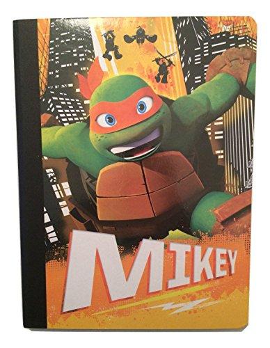 Teenage-Mutant-Ninja-Turtles-School-Supply-Bundle-Teenage-Mutant-Ninja-Turtles-Themed-Wide-Ruled-Composition-Books-Storage-Pencil-Box-and-Pencils-5-Items-Total-0-0