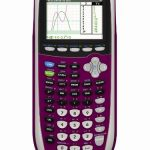 Texas-Instruments-TI-84-Plus-C-Silver-Edition-Graphing-Calculator-Raspberry-0