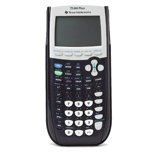 Texas-Instruments-TI-84-Plus-Graphing-Calculator-0