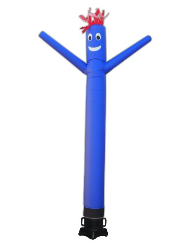 Torero-Inflatables-10ft-Tube-Man-Sky-Puppet-Air-Dancer-and-Fly-Guy-Blower-Combo-Set-0