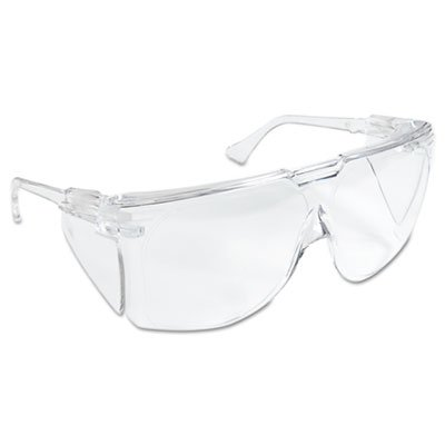 Tour-Guard-III-Safety-Glasses-Clear-FrameLens-20Box-Sold-as-20-Each-0-1