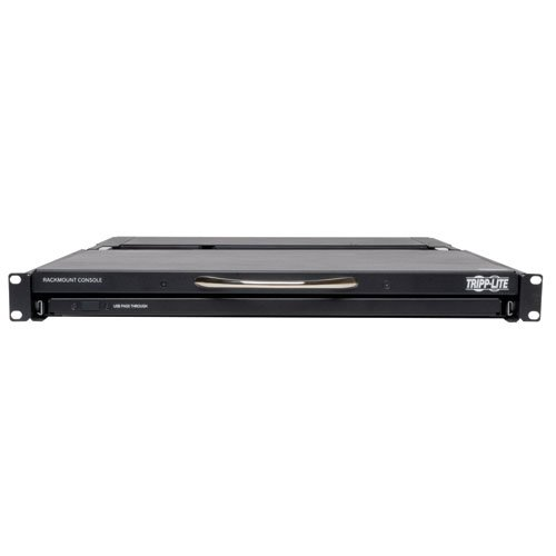 Tripp-Lite-B021-000-17-KVM-Console-Unit-1U-Rackmount-with-19-Inch-LCD-0-1