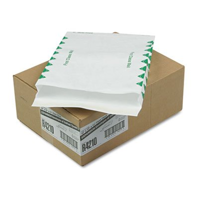 Tyvek-Expansion-Mailer-First-Class-10-x-13-x-1-12-White-18lb-100Carton-Sold-as-100-Each-0