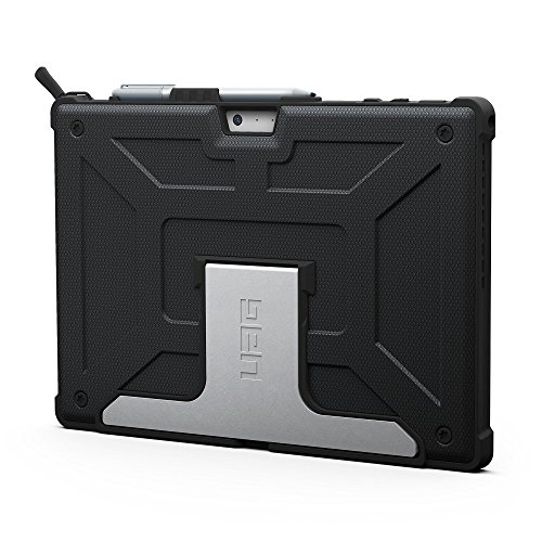URBAN-ARMOR-GEAR-Surface-Pro-4-Case-RedBlack-Visual-Packaging-UAG-SFPRO4-RED-VP-0-1