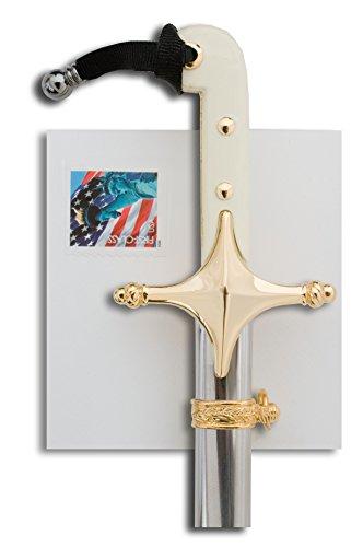 US-Marine-Corps-Officer-mini-sword-Letter-Opener-0-0