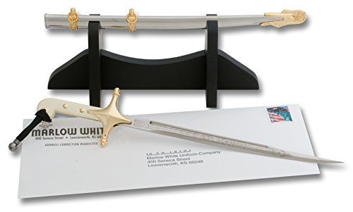US-Marine-Corps-Officer-mini-sword-Letter-Opener-0