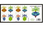 USPS-Forever-Stamps-Holiday-Baubles-Sheet-of-20-0