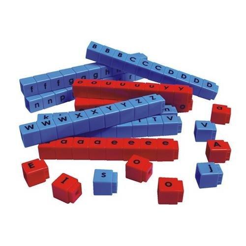 Unifix-Letter-Cubes-ConsonantVowel-Set-and-CVC-Word-Building-Card-Bundle-2-Items-0-1