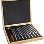 United-Scientific-Octave-Tuning-Forks-Set-of-8-0