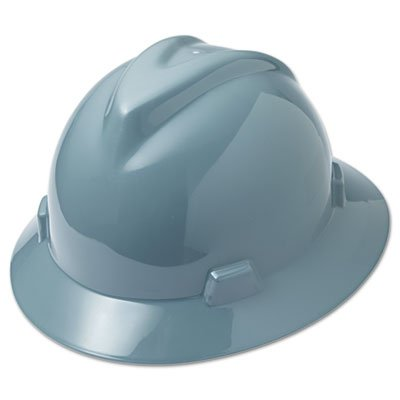 V-Gard-Hard-Hats-Fas-Trac-Ratchet-Suspension-Size-6-12-8-Gray-Sold-as-1-Each-0-0