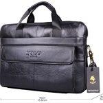VIDENG-POLO-Hotest-Mens-Top-Genuine-Leather-Handmade-Briefcase-Shoulder-Messenger-Business-Bag-0-1