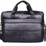 VIDENG-POLO-Hotest-Mens-Top-Genuine-Leather-Handmade-Briefcase-Shoulder-Messenger-Business-Bag-0