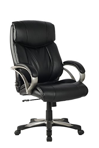 VIVA-High-Back-Ergonomic-Leather-Chair-with-Adjustable-Lumbar-Support-0