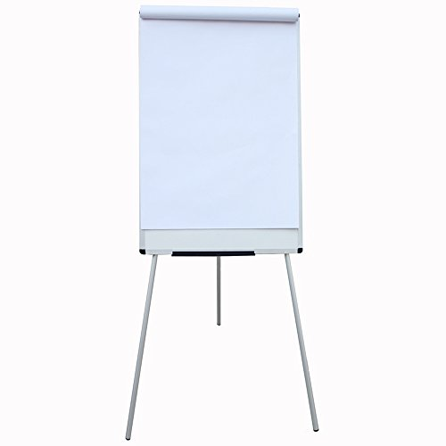 VIZ-PRO-Light-Melamine-Tripod-WhiteboardFlipchart-Easel24-W-x-36-L-0-0