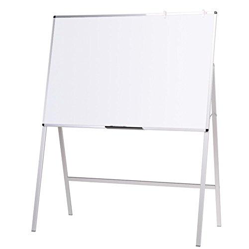 VIZ-PRO-Magnetic-H-Stand-Whiteboard-Adjustable-Dry-Erase-Easel-0-1