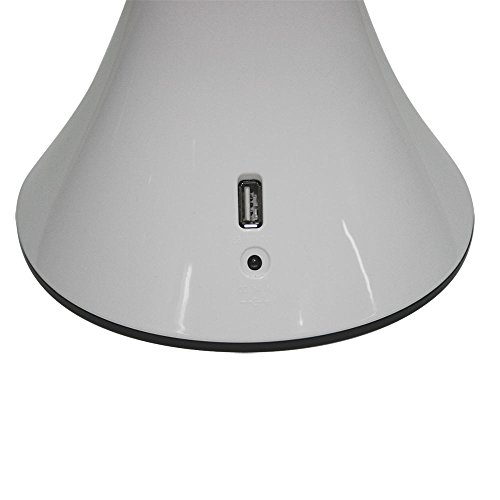 Verilux-Swan-Natural-Spectrum-LED-Desk-Lamp-with-3-Color-Modes-7-Light-Intensities-1-Amp-USB-Charging-Port-Adjustable-EasyFlex-Gooseneck-0-1