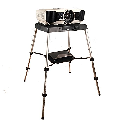 Visual-Apex-Portable-Projector-Table-Stand-with-Projector-Carry-Bag-0-1