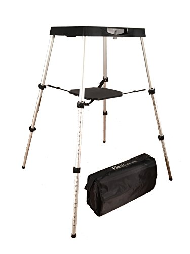 Visual-Apex-Portable-Projector-Table-Stand-with-Projector-Carry-Bag-0