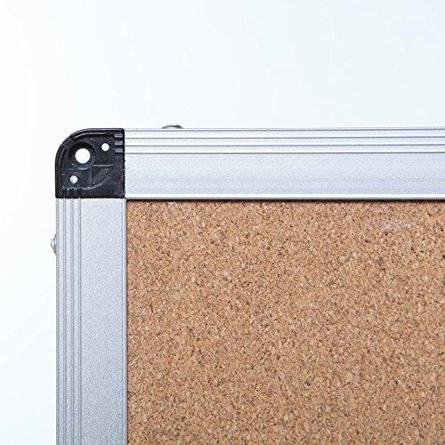 Viz-pro-Cork-Notice-Board-24-X-18-Inches-Silver-Aluminium-Frame-0-1