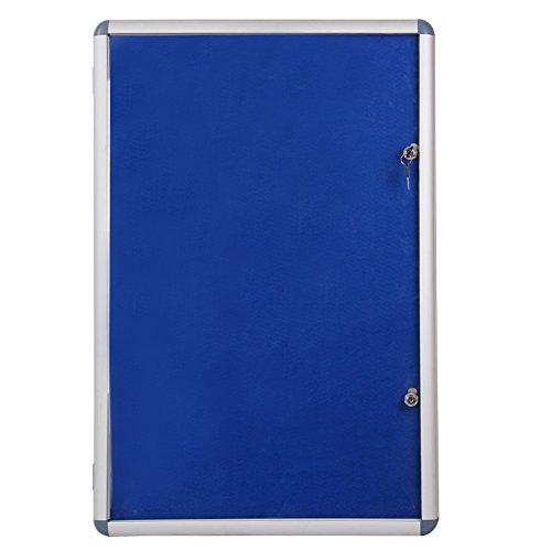 Viz-pro-Tamperproof-Lockable-Noticeboard-Class-1-Aluminium-Framed-0