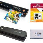 VuPoint-Magic-InstaScan-ST420-Portable-Smart-Scanner-Handheld-Document-Scanner-Bundle-900-DPI-Color-Mono-JPG-PDF-Formats-for-Picture-Photo-Receipt-8GB-SD-Case-Bonus-Paperport-OCR-Software-0