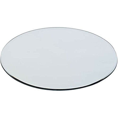 WGV-Mirror-Round-Plate-with-Sanded-Anti-Chipping-Edges-16-Inch-0