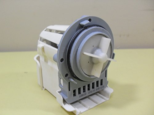 WHIRLPOOL-KENMORE-ASKOLL-DUET-WASHER-WATER-PUMP-MOTOR-Mod-M75-461970228513-ONLY-MOTOR-4-Blades-included-Same-terminal-conexions-0