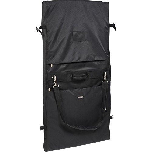 WallyBags-45-Inch-Framed-Garment-Bag-with-Shoulder-Strap-0-1