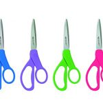 Westcott-Student-Scissors-With-Anti-microbial-Protection-Colors-Vary-7-Inch-14231-0