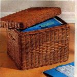 Wicker-Letter-File-Basket-With-Lid-0