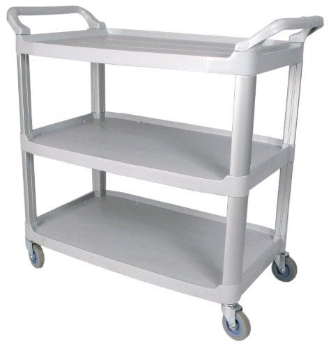 Winco-USA-3-Tier-Utility-Cart-Gray-0