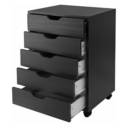 Winsome-Halifax-Cabinet-for-ClosetOffice-5-Drawers-0-0