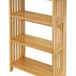 Winsome-Wood-Foldable-4-Tier-Shelf-Natural-0
