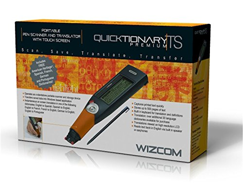WizCom-Quicktionary-TS-Premium-Translating-Scan-Pen-English-Chinese-Simplified-0-0