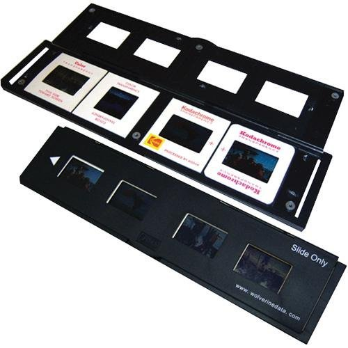 Wolverine-F2D-Mighty-20MP-7-in-1-Film-to-Digital-Converter-and-3-Wolverine-Slide-Tray-Bundle-0-1