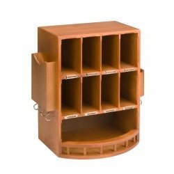 Wooden-Mail-Organizer-Natural-Finish-Natural-175H-x-15W-x-975D-0