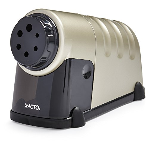 X-ACTO-High-Volume-Commerical-Electric-Pencil-Sharpener-Model-41-Beige-0