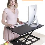X-Elite-Stand-Steady-Standing-Desk-X-Elite-Pro-Version-Instantly-Convert-Any-Desk-into-a-Sit-Stand-up-Desk-Height-Adjustable-Fully-Assembled-Desk-Converter-0-1