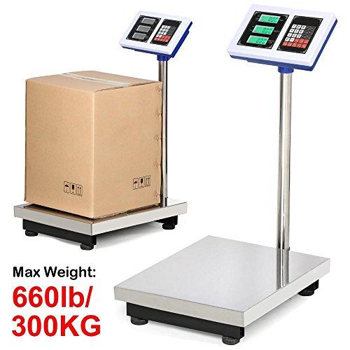 Yaheetech-660lbs-Digital-Platform-Scale-in-Silver-0-0