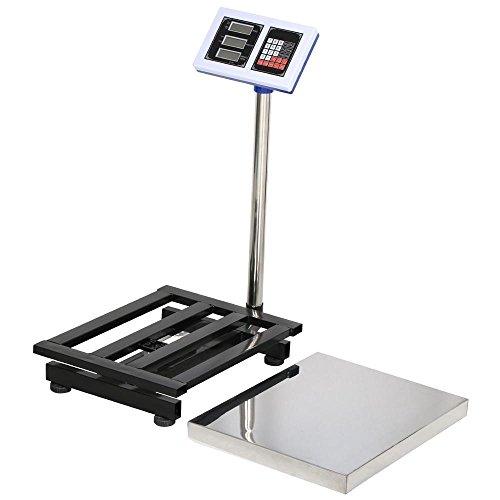 Yaheetech-660lbs-Digital-Platform-Scale-in-Silver-0-1
